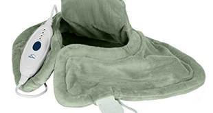 Wärmekissen Nacken - Nacken Schulterwärmer Hydas - grün