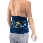 Wärmekissen Rücken - Herren - wohlig warm nach Sport