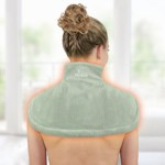Wärmekissen Nacken - angenehm nach Sport und stressigem Tag