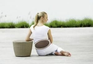 Wärmekissen Rücken - Beurer Akku-Heizkissen spendet wohltuende Wärme