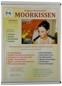 Schulterwärmer- Original Moorwichtel Uni Moorkissen spezial - Top Empfehlung