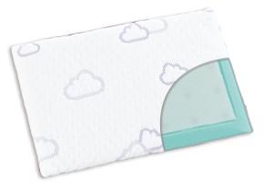 Wärmekissen Baby - Träumeland Baby-Kopfkissen Wolke