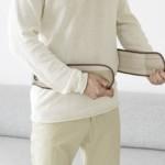 Heizkissen Rücken - Beurer mit praktischem Verschluss