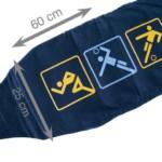 Heizkissen Rücken von Bosch - wohlig warm nach Sport und Arbeit
