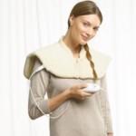 Schulterwärmer - Beurer Schulter- und Nackenheizkissen