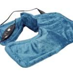 Schulterwärmer Nacken extra lang elektrisch bedienbar