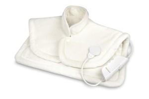 Schulterwärmer - Medisana elektrisches Heizkissen mit 6 Temperatur-Stufen