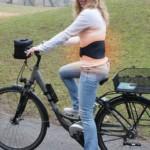 Wärmekissen Rücken - Hydas kabelloser Wärmegürtel im Kissen Test