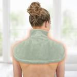 Wärmekissen elektrisch von Hydas wärmt Nacken und Schultern