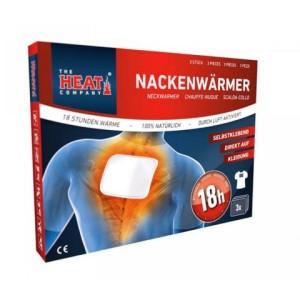 Wärmepflaster Nacken - The HEAT company - hilft als Nacken Wärmer