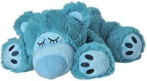 Wärmekissen Mikrowelle - Wärmekissen Lavendel - Warmies Sleepy Bear türkis