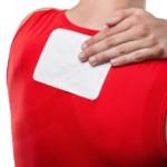 Wärmepflaster Nacken - wärmt bestens auf der Kleidung