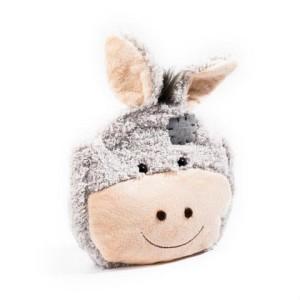 Wärmekissen Füllung - Kirschkerne - Kleiner Wärmefreund Esel