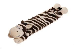 Wärmekissen Füllung - Warmies Hot Pak Zebra - Leinsamen Füllung mit Lavendel